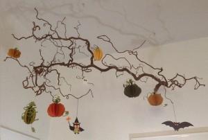 Halloween Herbst Deko Anhänger – Anleitung