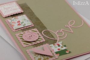 Match the Sketch No. 105 – Hochzeitskarte