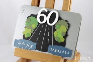 Geburtstagskarte Navi