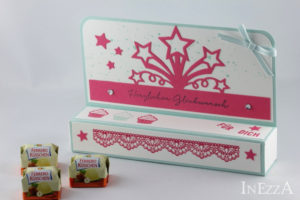 Read more about the article Schokoladen Verpackung zum Geburtstag
