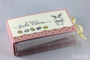 Anleitung Osterkarte mit dem Stempelset Osterkörbchen