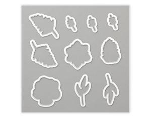 Framelits Formen Vier Jahreszeiten