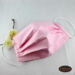 Frauenmaske rosa