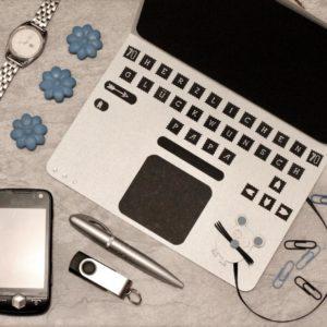 Geldgeschenk Laptop – personalisierbar